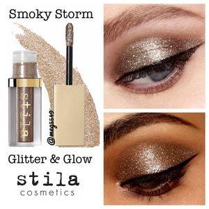 Stila liquid shadow in smoky storm